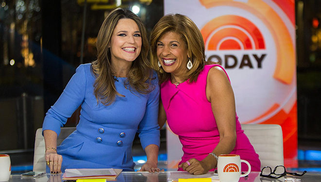 'Today Show' (Jan. 31): Lindsey Vonn; Simone Biles; Chrissy Teigen; Tegan Marie Performs