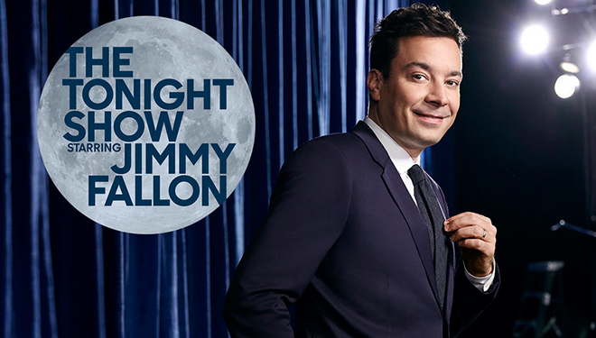 This Week's 'Tonight Show Starring Jimmy Fallon' Guests: Clive Owen; Ricky Gervais; Jessica Alba