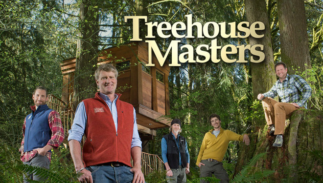 'Treehouse Masters' Episode Guide (Aug. 8): Geometric Globe Treehouse Built