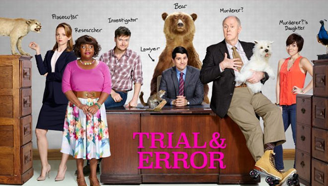 'Trial and Error' Episode Guide (March 28): Larry Takes a Lie Detector Test