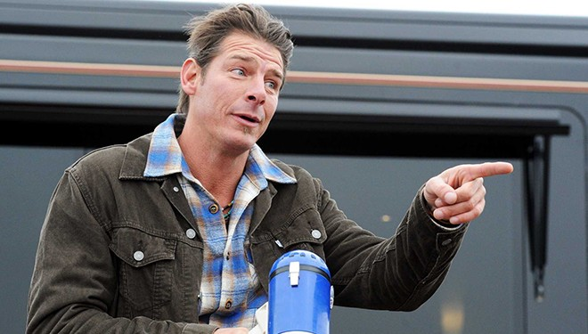 Ty Pennington Tapped As Host Of TNT's 'On The Menu'