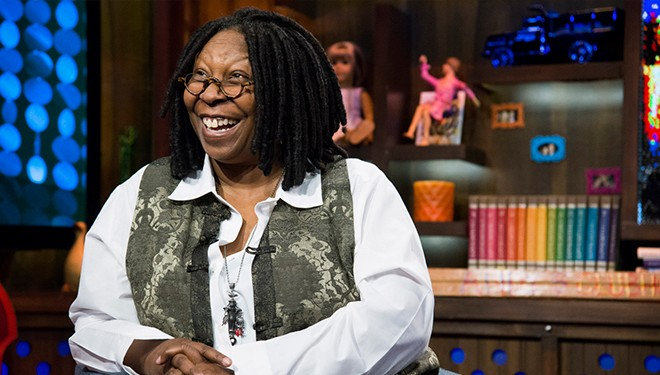Whoopi Goldberg To Star In Lifetime Original Movie 'A Day Late and a Dollar Short'