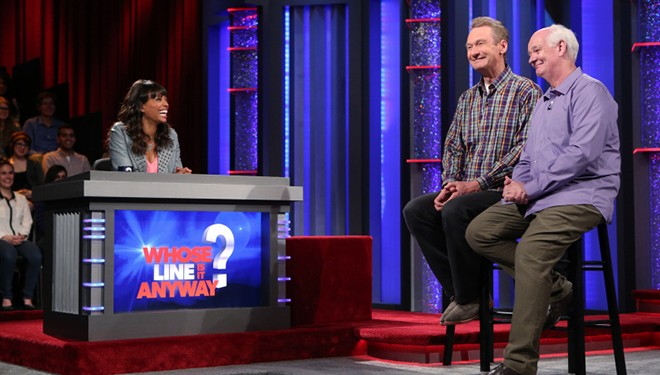 'Whose Line Is It Anyway?' & 'Hart Of Dixie' Season Premieres Lead To CW Surge
