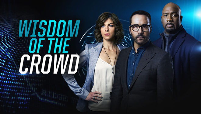 'Wisdom of the Crowd' Episode Guide (Oct. 8): Sophe Uploads Footage of Jeffrey's Daughter Being Strong-Armed